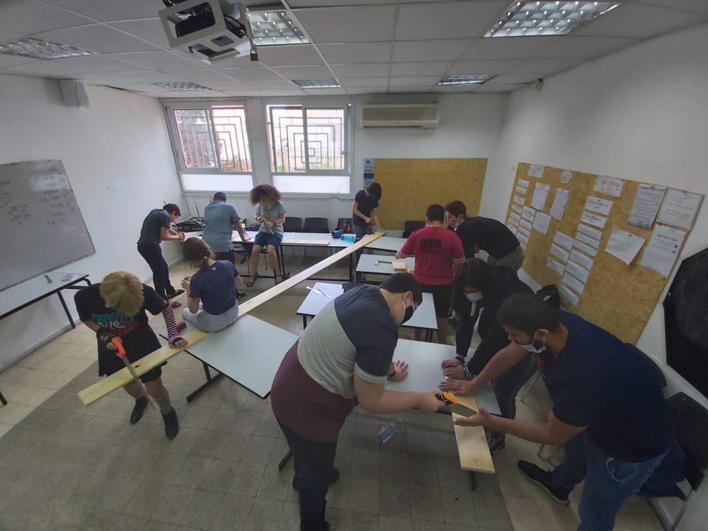 התיכון החברתי תל אביב